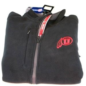 Utah Utes Alpine Team Text Jacket